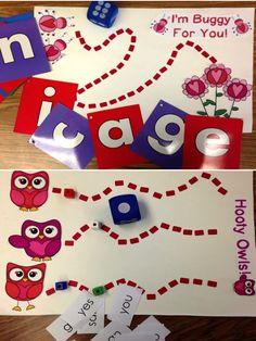 Letter Recognition! ABC Fliers Literacy Center Activities {CCSS ...