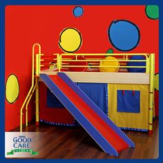 ¡Haz del cuarto de tu pequeño el lugar más divertido del mundo!