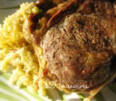 Pork Chop and Rice Recipe