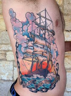 Jamie @ Progression Tattoo