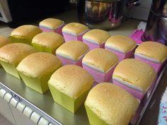 Baking's Corner: Hokkaido Cupcakes - by Joice Yu