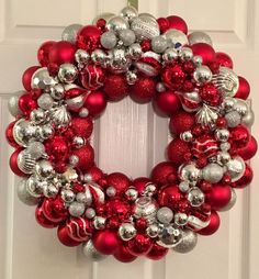 Image result for how to make a gorgeous Christmas wreath