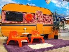 Colony of Vintage Campers Creates the Coolest Hostel Ever