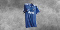 adidas dévoile le nouveau maillot Away 2016-2017 de la Juventus de Turin