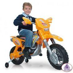 Moto cross infantil en http://www.tuverano.com/motos-electricas-infantiles/412-moto-cross-infantil.html
