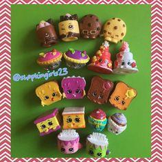 All the Bakery Shopkins! Sweet Girls, Little Girls, Shopkins Season 1, Shopkins World, School Today, Awesome Bedrooms, Diy For Girls, Shopkins Queen, Season 3