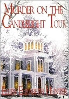 Murder on the Candlelight Tour (Magnolia Mystery series) by Ellen Elizabeth Hunter, http://www.amazon.com/dp/B0085XSM9U/ref=cm_sw_r_pi_dp_ZjoPsb0NK9WTY