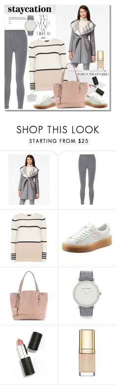 Get the look by vkmd on Polyvore featuring Dorothy Perkins, DKNY, T By Alexander Wang, Puma, Tod's, Larsson & Jennings, Sigma Beauty, Dolce&Gabbana, Rika and women's clothing