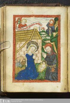 60 [29v] - Ms. Praed. 169 (Ausst. 37) - Deutsch-Lateinisches Gebetbuch - Page - Mittelalterliche Handschriften - Digitale Sammlungen Mittelrhein, [um 1490]