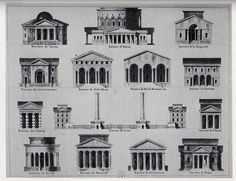 Barrières de Paris (1784-1787) - Architecte Claude-Nicolas Ledoux by Yvette Gauthier, via Flickr