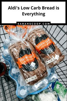 Aldi's Low Carb Bread Is Everything | Sarah Scoop