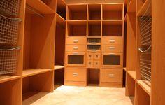 Гардеробная комната (материалы) – 1