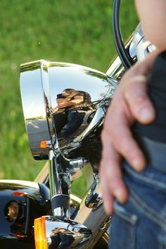 Motorcycle engagement photo Harley-Davidson of Long Branch www.hdlongbranch.com