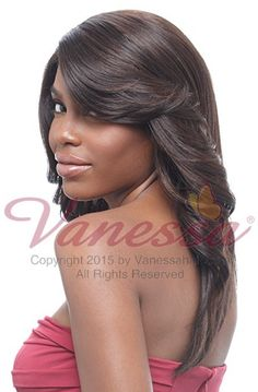 Vanessa Wig Premium Synthetic Wig - Super C-Side Joie