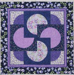 Card Tricks All Around Quilt Pattern