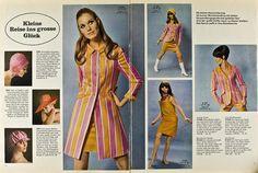 1960s. Neue Mode 05.1967