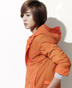 This is how he looked when I first laid eyes on him... <3 My Hyunjoong oppa will always hold a special place in my heart.