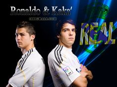 real madrid football logo Ricardo Kaka, Real Madrid Wallpapers, Real Madrid Football, Cristiano Ronaldo, Football Players, Baseball Cards, Guys, Sports, Iker Casillas