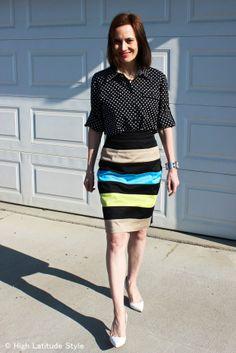 eShakti skirt http://www.highlatitudestyle.com