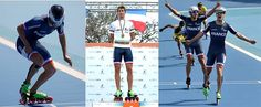 Alexis Contin 6 títulos Mundiales Bont Vaypor  Red Magic 7050 3PF Bont Swiss
