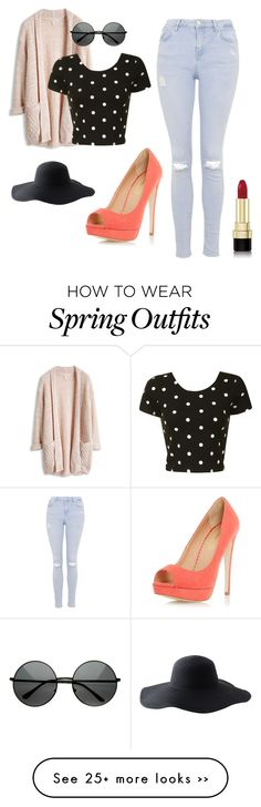 """""""Spring outfit"""" by fashionevie on Polyvore"""