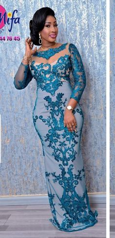 Best African Dresses, African Lace Styles, African Traditional Dresses, Latest African Fashion Dresses, African Wedding Attire, African Attire, Nigerian Lace Dress, Lace Dress Styles, Look Fashion