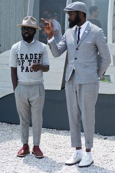 Pitti Uomo 86-2014 Art Comes First Florence,-Italy---Photo by Yu-Yang