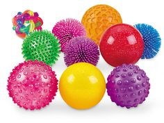 Lakeshore Sensory Ball Set at Lakeshore Learning, $34,99