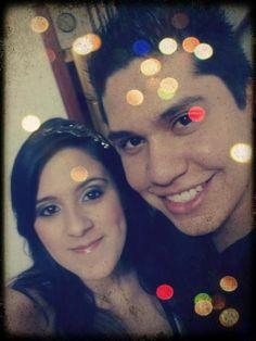 Amo você!