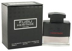 FUBU HERITAGE POUR HOMME For Men EDT 3.4 oz/100 ml, NEW IN BOX #FubuHeritage