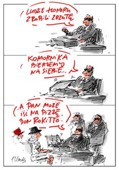 rysunki sawka - Newsweek.pl