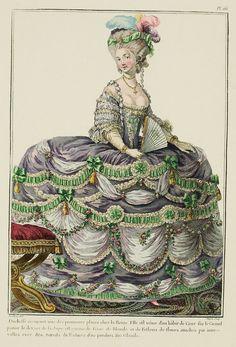 A Most Beguiling Accomplishment: Galerie des Modes, 36e Cahier, 6e Figure