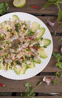 Cocina – Recetas y Consejos Avocado Recipes, Fish Recipes, Mexican Food Recipes, Vegetarian Recipes, Healthy Recipes, Ethnic Recipes, Food N, Diy Food, Food And Drink