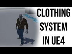 Unreal Engine Tutorial - Clothing System - YouTube