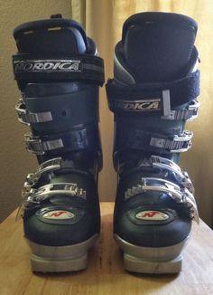Used Salomon Verse 550 Ski Boots 318mm Men's 27.0 Mondo 9 US