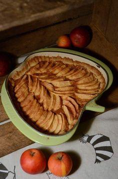 Æbletærte med dulce de leche – uforglemmelig opskrift – til Mads og andre med interesse for sagen | Beretninger fra et autentisk landbrug