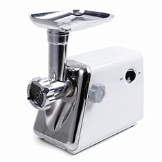 Safstar 1300 Watt Electric Meat Grinder Professional Commercial Home Food Mincer Meat Grind Steel with 3 Grinding Plates -- This is an Amazon Affiliate link. Check out this great product.