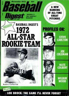 Baseball Digest - November 1972