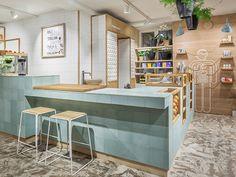 Interior desing, restaurant interior design, cafe interior, food retail, re Retail Interior, Restaurant Interior Design, Cafe Interior, Shop Interior Design, Retail Design, Store Design, Bar Design, Wood Design, Espace Design