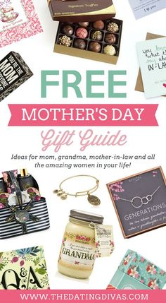 Mother's Day Gift Guide - The Dating Divas Mothers Day Gifts From Daughter, Unique Mothers Day Gifts, Mothers Day Presents, Sister Gifts, Happy Mothers Day, Mother Day Gifts, Creative Date Night Ideas, Creative Ideas, Date Night Ideas For Married Couples