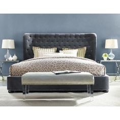 Mercer41 Tisch Upholstered Platform Bed & Reviews | Wayfair