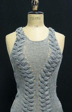 dudesthatknit:    Knit Inspiration:  knitgrandeur: K-1