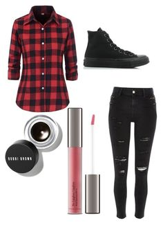 """""""Untitled #248"""" by alisha-dovey on Polyvore featuring River Island, Converse, Bobbi Brown Cosmetics and Perricone MD"""
