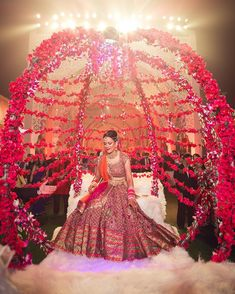 India's Best Wedding Planner Wedding Mandap, Desi Wedding, Wedding Day, Wedding Mehndi, Wedding Prep, Wedding Engagement, Wedding Cards, Pakistani Bridal, Indian Bridal