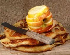 Crêpes aux pommes