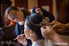 Boda Jhoselyn Casanova & Luis Escalante  Fotografía y video: Special Moments  Maquillaje y peinado: MV Make Up Merida  #wedding #boda #hairstyles #peinado #Merida #Yucatan #Mexico