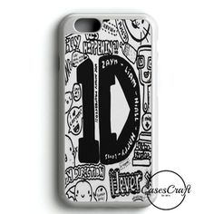 One Direction And 5Sos Collage iPhone 6/6S Case   casescraft