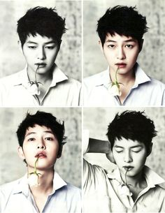 Song Joong Ki confesses he couldnt concentrate on Nice Guy due to the success of Werewolf Boy Actor Song Joong Ki expressed how happy he was for the success of his film. Song Joong Kis interview was featured on the December episode of KBS… So Ji Sub, Park Hae Jin, Park Seo Joon, Korean Star, Korean Men, Korean People, Asian Actors, Korean Actors, Dramas