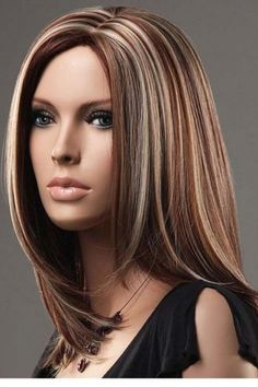 beautiful-brown-hair-with-highlights-for-pretty-women-andapo-inside-chocolate-brown-hair-color-with-blonde-highlights.jpg (400×600)