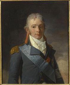 Charles Ferdinand d'Artois (1778-1820), duc de Berry.Secondogenito di Carlo X Fu assassinato ed ebbe un figlio postumo Enrico (V).Sposato con Carolina di Borbone Parma ebbe anche una figlia Luisa Maria Teresa che sposò Carlo III di Parma. Ella fu poi nonna di Zita.